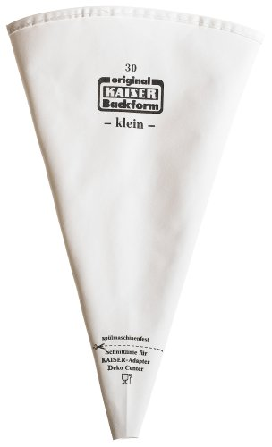 Kaiser Bakeware Patisserie Icing Bag, Small