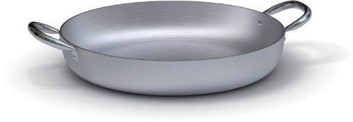 Alluminio Grigio 45 cm Ballarini Professionale Tegame con 2 Manici