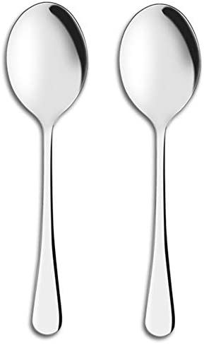 Serving AOOSY Stainless Flatware Tablespoons product image