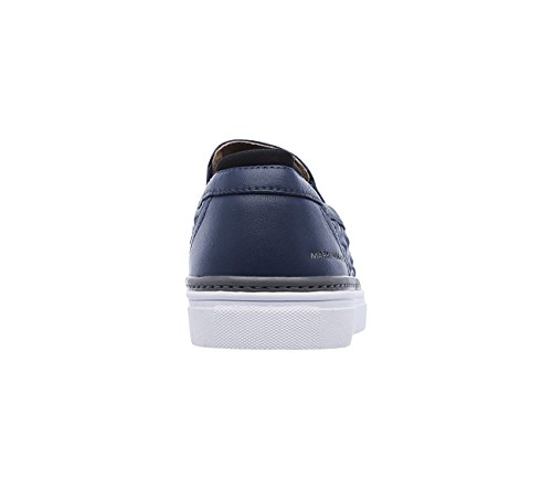 Skechers Heren Kanaal, Casual, Marine, Us M