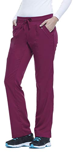 healing hands Purple Label Women's Tanya 9139 Drawstring Pant Wine-Medium