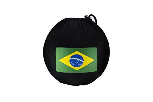 FutSkins Soccer Ball Carrying Bag Spande - Brazil Soccer Ronaldinho Shopping Results