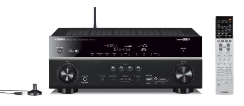 Yamaha RX-V777BT 7.2-channel Wi-Fi Network AV Receiver with