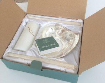 Lenox Wedding Promises Unity Candleholder by Wedding Unity