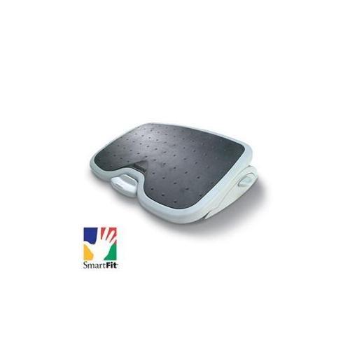 Kensington® SoleMateTM Plus Adjustable Footrest with SmartFit® System FOOTREST,HGT/ANG ADJ,GY 57490 (Pack of2)