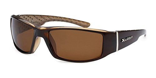 X-loop Designer Sunglasses (X-Loop Polarized Driving Fishing Golf Sports Sunglasses)