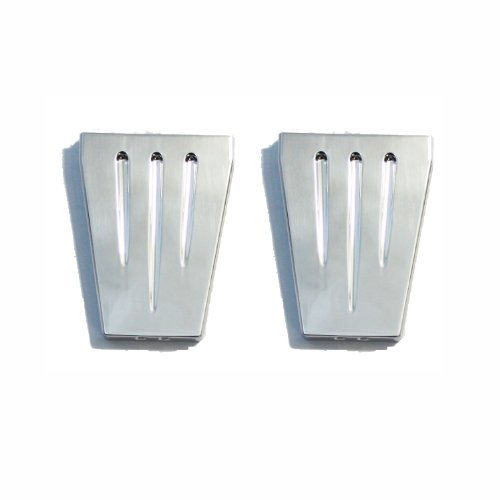 All Sales 3503 Hinge cover - Set of 2