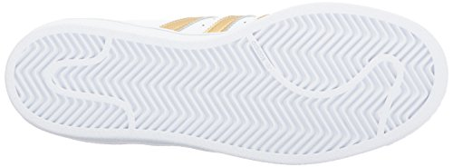 White Blue Boys' Trainers Originals Gold Superstar Metallic adidas IHT7xAqF