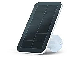 Image of the product Arlo Accessory   Solar that is listed on the catalogue brand of Arlo Technologies, Inc. The product has been rated with a 4.6 over 5