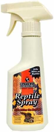 Natural Chemistry Reptile Mite Spray, 8-Ounce