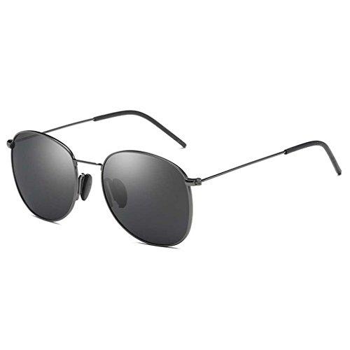 Coolsir polarizadas Sol de de Providethebest Pesca de Gafas Gafas Ligero Metal 2 Frame Retro Hombres Conducción Solar de Eyewear Protector Sol los FxYxZd