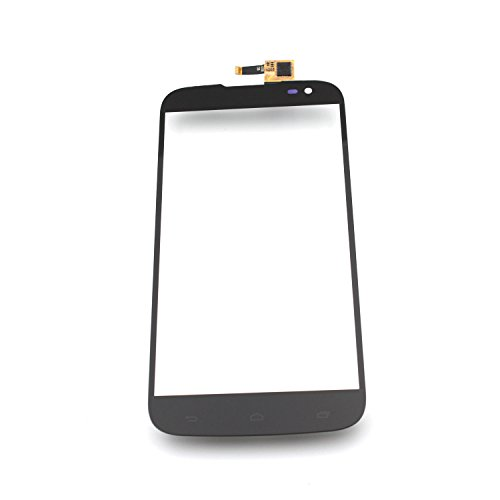 For BLU studio 6.0 HD D651 D651U D651L D650 D650i D650a Front Touch Screen Digitizer Panel (No Lcd Display) USA Black New Cell Phones (Cell Phone Parts)