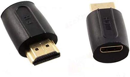 yan 8 High Speed HDMI-Female//Mini-Male Cable C Type