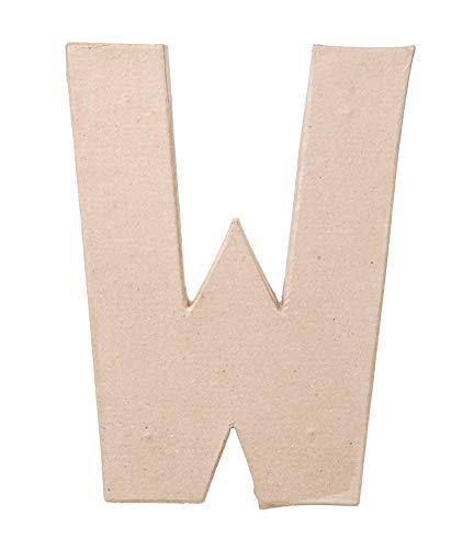 Darice Paper-Mache Letter 8