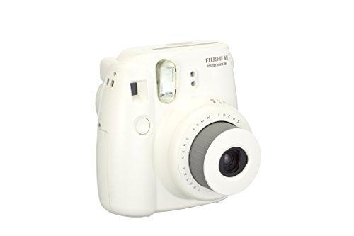 00e42bbf7b93 Fujifilm Instax Mini 8 Instant Film Camera (White) (Discontinued by  Manufacturer) (B00AWKJPPY)