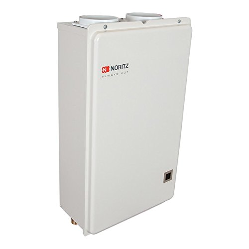 Noritz Tankless Water Heater, Residential, Propane, Direct Vent, Condensing, 7.11 Gpm
