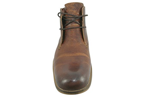 Base London Stivali Brown uomo Tan qqfTrZ