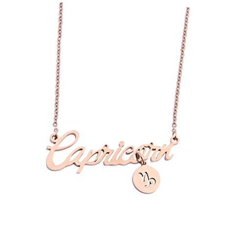 Zodiac Charm Pendant Jewelry - 2