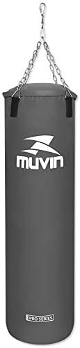 Saco de Pancada Pro Series 160cm x 45cm Muvin Scp-300 por Muvin