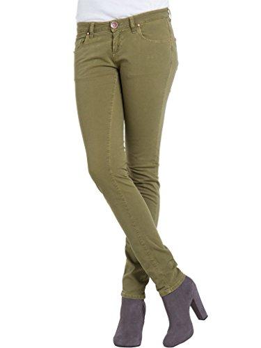 e735cbf17 Estilo 754 Tejido Para Pantalón Carrera Jeans 777 Ceñido Ajuste ...