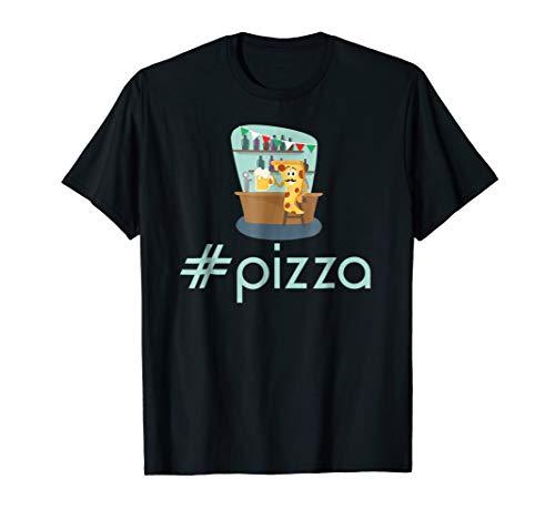 food pyramid pizza shirt - 9