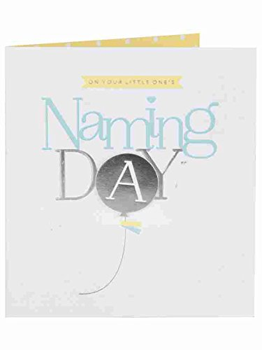 Naming Day Card - 1