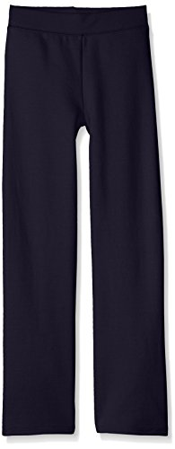 Hanes ComfortSoft3; EcoSmart Girls' Open Bottom Leg Sweatpan