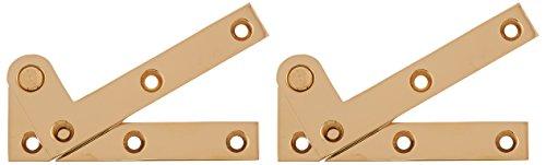 Solid Brass Pivot Hinge - 3