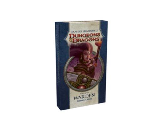 Player's Handbook 2 - Warden Power Cards: A 4th Edition D&D Accessory