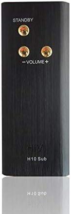 for Hivi Sound Speaker System Remote Control Controller H10 Sub Corolado Remote Control