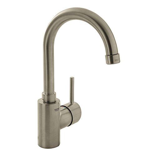 best Concetto L-Size Single-Handle Single-Hole Bathroom Faucet