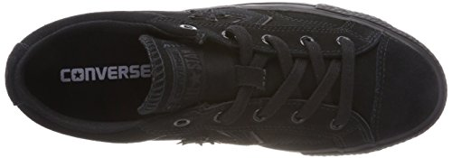 OX Negro Black Star Converse Black Zapatillas 001 Black Black Player Unisex Adulto 0TwOOxU