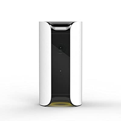 Canary All-in-One Home Security Device - White by CANARY