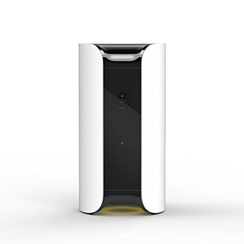 Canary All-in-One Home Security Device - White