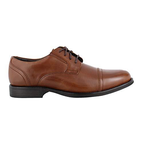 - Dockers Men's, Garfield Lace up Oxfords TAN 12 W