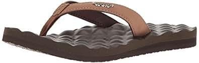 Reef Women's Dreams Sandal, Brown, Size: 6