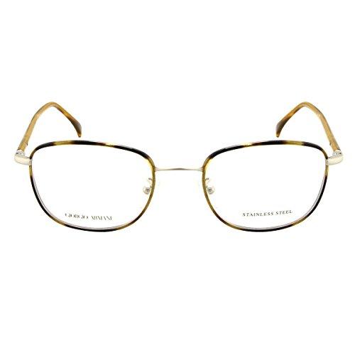 GIORGIO ARMANI GA880 O7Q Men's/Women's Eyeglass Frames - Havana - Armani Price