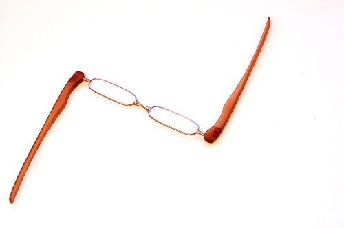 e6bb1d37f1 Mod Pod® Folding Reading Glasses - Opthalmic Quality - Super Thin ...