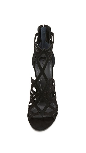 Suede Black Elena3 dress KYLIE Women's KENDALL Sandal XqYgYx