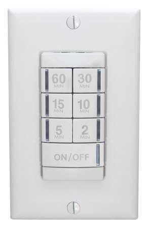 Timer Switch 60 Minch White