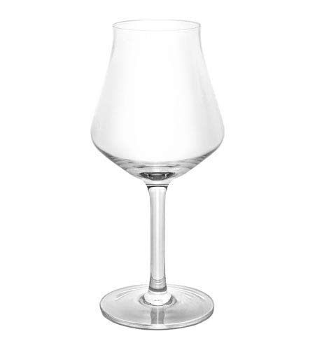 Beer/Cocktail Tulip Glass 12 oz, Clear (24)
