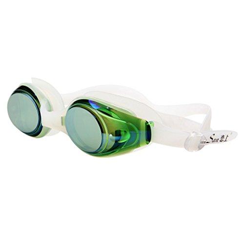 LianSan Unisex Adult Swimming Glasses Anti-fog Men Women Swim Safety Goggles AF600 - Reviews Smith Sunglasses