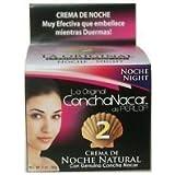 La Original Concha Nacar De Perlop 2 Crema De Noche Natural 2oz by PERLOP