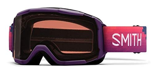 Smith Optics Unisex Daredevil Goggle (Youth Fit) Monarch Reset Frame/Rc36 Lens One Size