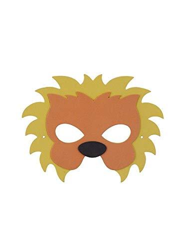 aeb4092023a DISBACANAL Antifaz de león  Amazon.es  Juguetes y juegos