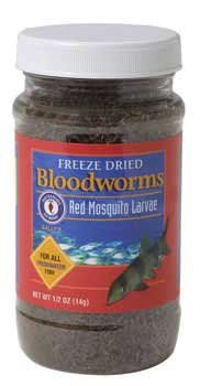 freeze dried bloodworms - 9