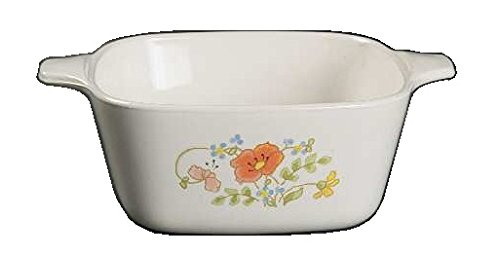Corning Ware Wildflower Petite Pan / No Lid ( 2 3/4 Cup ) ( P-43-B ) (Vintage Small Ovens compare prices)