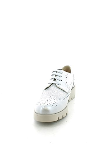 Callaghan 89813 Brogues & Lace-UPS Women Grey/Silver kNUqCR