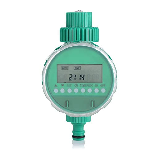 Best Quality - Cleaning Tools - Garden Watering Timer Automatic Electronic Water Timer Home Garden Irrigation Timer Controller System irrigator - by LiBie - 1 PCs