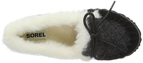 Black SOREL Women's Out 'N Slippers About 4zwTXqx6w